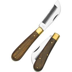 Sammenleggbar tynnekniv