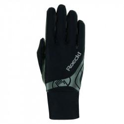 Roeckl Melbourne Watch Glove - Sort