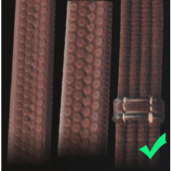Dyon Webtøyle m/stoppere - Working Collection