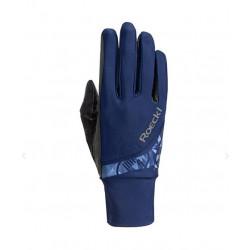 Roeckl Melbourne Watch Glove – Navy
