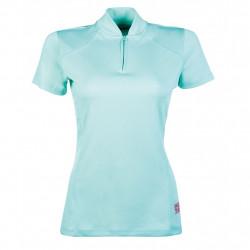 HKM T-skjorte – Turkis Junior/Barn