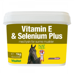 NAF Vitamin E & Selenium Plus - 1kg