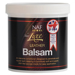 NAF Sheer Luxe Lær Balsam - 400gr